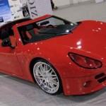 Создан первый американский электро-спорткар (ФОТО)