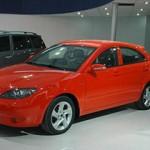 Копию Mazda 3 начали делать в России (ФОТО)