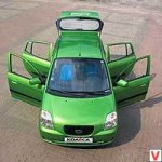 Встречайте новый Kia Picanto (ФОТО)