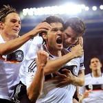 Евро-2008: Германия вырывает победу и ждет Россию в финале (ВИДЕО гола Лама)