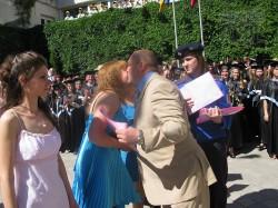 Выпускной педуниверситета. Танго с Иваном Прокопенко