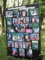 В День обезьян в зоопарке состоялась битва антилоп