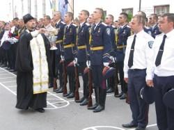 Курсанты Академии Внутренних войск МВД принесли присягу