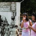 В парке Шевченко – фото времен войны (ФОТОРЕПОРТАЖ)