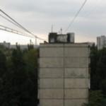 Салтовские крыши