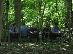 Хиппи не хотят работать. Хиппи хотят сидеть на деревьях... Хроники тусовки в  Лесопарке, день третий