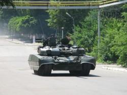 Клюеву показали харьковские танки