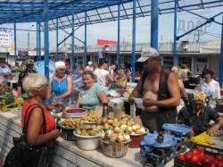 Салтовские рынки проверили по второму разу