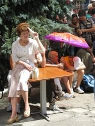 Общественные слушания по Лесопарку