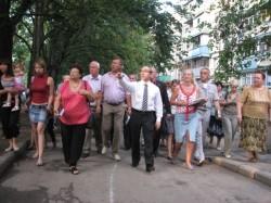 Как Кернес делал рейд по Фрунзенскому району