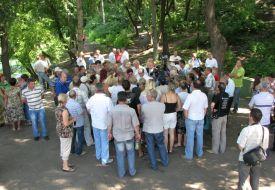 Кернес восстановит историческую справедливость в центре Харькова