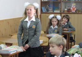 Школы-миллионники встречают детей обновленными помещениями