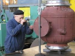 Геннадий Кернес посетил самый богатый завод Харькова