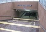 Станция Алексеевская во всей красе: широкая, зеркальная и с аистами