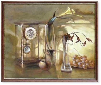 Роман Агасян, картина