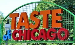 Фестиваль Taste of Chicago