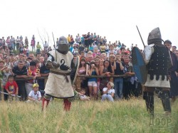 На Харьковщине прогремел этнопраздник «Алексеевская крепость»