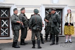 Центр Харькова оккупировали фашисты