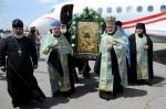 В Харьков прибыл оригинал чудотворной Федоровской иконы