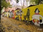 фестиваль,уличное искусство