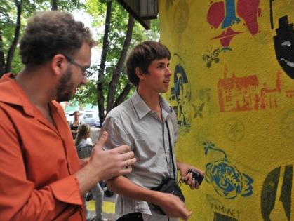 роман минин,стрит-арт,фестиваль