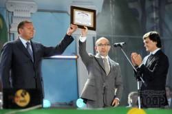 В Харькове установили танцевальный рекорд Украины
