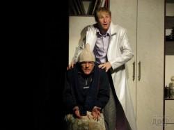 Дом актера открыл театральный сезон грандиозной премьерой (ФОТО)