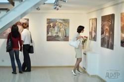 «Шоколадная живопись» в Муниципальной галерее