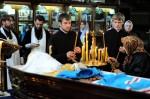 Церемония прощания с митрополитом Никодимом