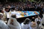 В Харькове похоронили митрополита Никодима