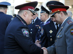 В Харькове отмечают День милиции