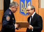 В Харькове продолжают отмечать День милиции