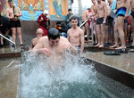 В Харькове отмечают Крещение Господне