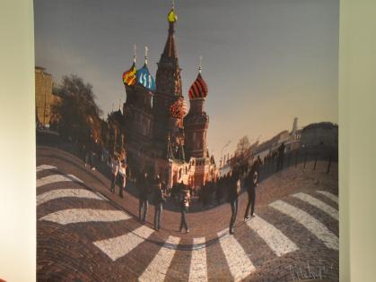 Алексей Соколовский выставится в Москве