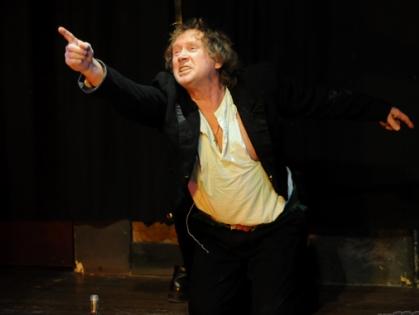 50 минут отчаяния от актера из Таллина