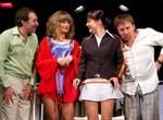 Нежное убийство от театра французской комедии «Дель Пьеро»