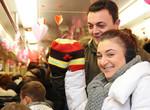 По Харькову проехал «Трамвай влюбленных»