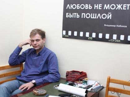 Антон Меженин: «Лолита» – это не ширпотреб