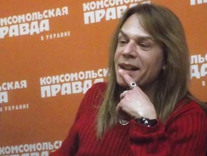 Константин Пономарев: «Настоящее творчество, как секс...»