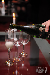 В In Vino дегустировали вино со дна моря