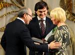 Лучших работников ЖКХ наградили почетными грамотами