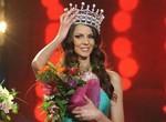 Харьковчанка завоевала титул «Мисс Украина-2012»