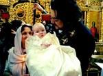 Киркоров окрестил дочку