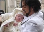 Киркоров забыл про Лорак. Крестной матерью дочери певца стала его стилист