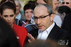 Геннадий Кернес встретился с жителями Пятихаток