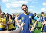 Девич оценил подготовку Харькова к Евро-2012