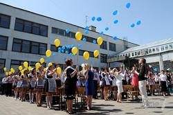 В Харьковских школах звучит Последний звонок