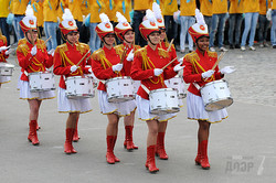В Харькове открылась официальная фан-зона Евро-2012