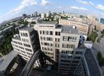 Вид на Харьков с крыши Госпрома