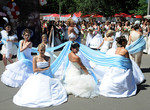 В Харькове прошел Парад невест